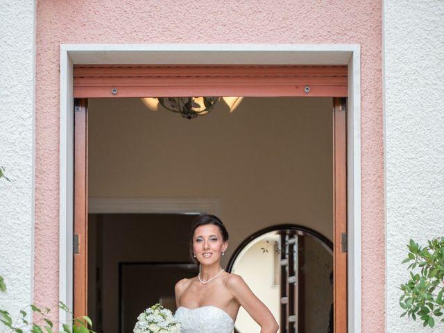 Il matrimonio di Riccardo e Siriana a Martignano, Lecce 9