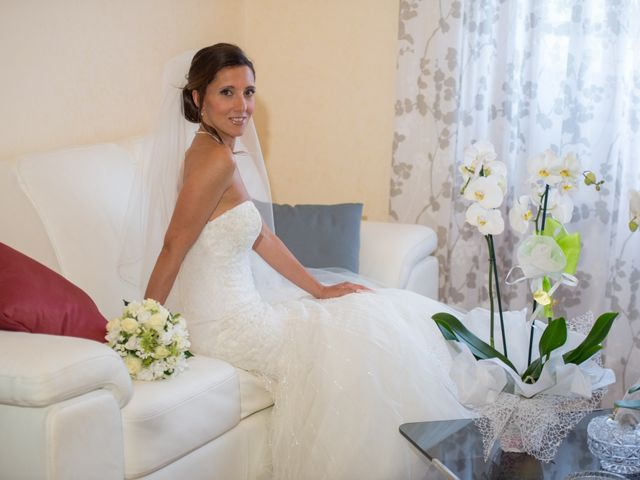 Il matrimonio di Riccardo e Siriana a Martignano, Lecce 16