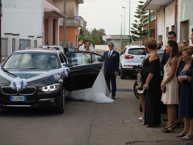 Il matrimonio di Riccardo e Siriana a Martignano, Lecce 20