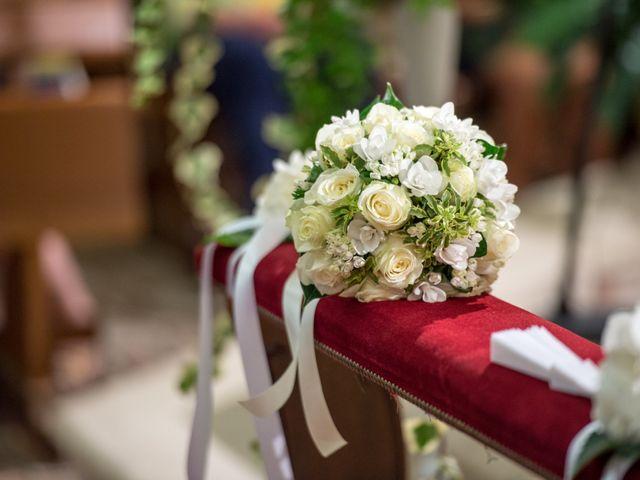Il matrimonio di Riccardo e Siriana a Martignano, Lecce 22