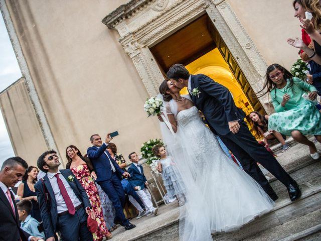 Il matrimonio di Riccardo e Siriana a Martignano, Lecce 41