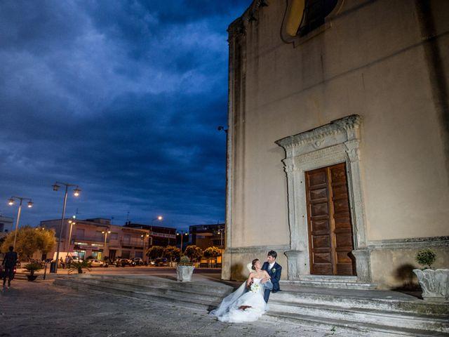 Il matrimonio di Riccardo e Siriana a Martignano, Lecce 1