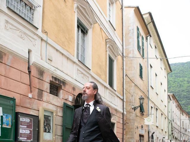 Il matrimonio di Marco e Luana a Savona, Savona 14