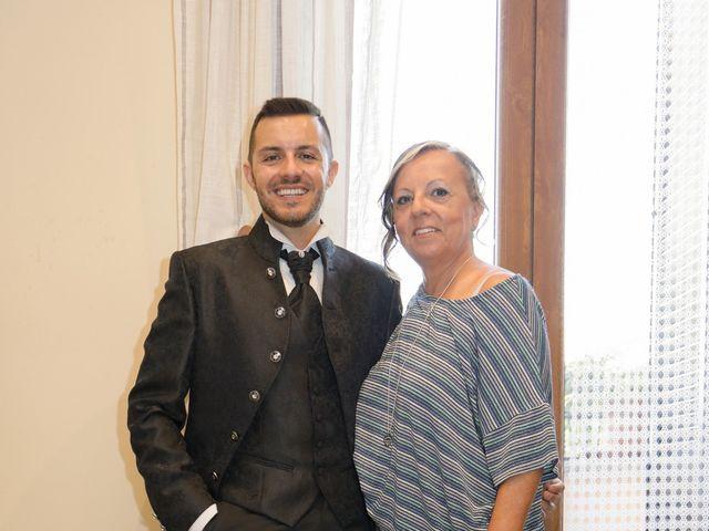 Il matrimonio di Roberto e Francesca a Robecco sul Naviglio, Milano 15