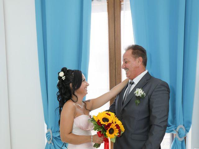 Il matrimonio di Roberto e Francesca a Robecco sul Naviglio, Milano 41