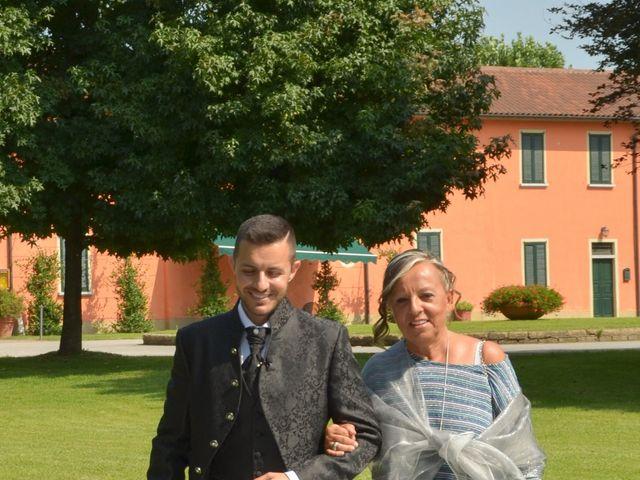 Il matrimonio di Roberto e Francesca a Robecco sul Naviglio, Milano 45