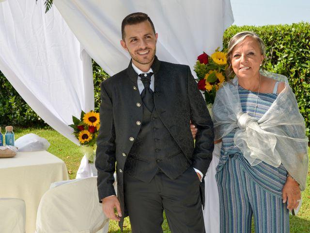 Il matrimonio di Roberto e Francesca a Robecco sul Naviglio, Milano 46