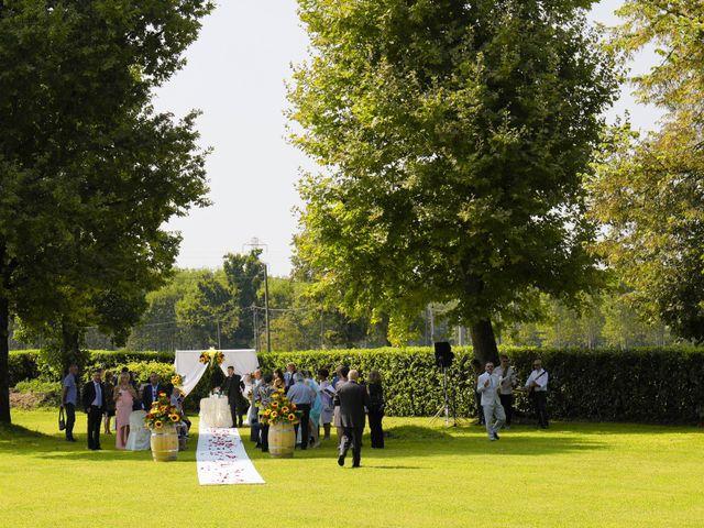 Il matrimonio di Roberto e Francesca a Robecco sul Naviglio, Milano 52