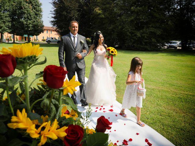 Il matrimonio di Roberto e Francesca a Robecco sul Naviglio, Milano 54