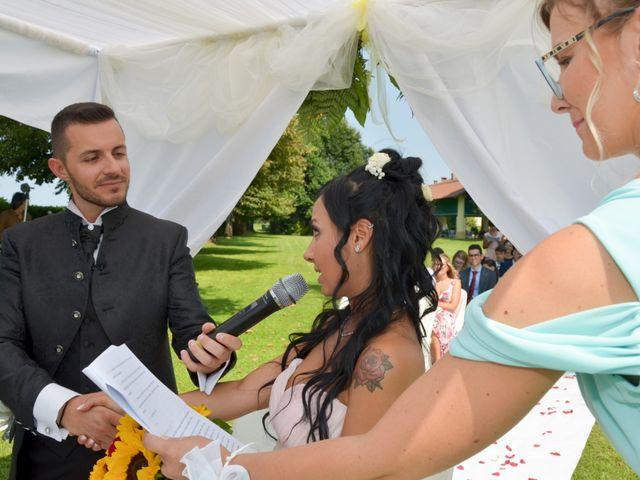 Il matrimonio di Roberto e Francesca a Robecco sul Naviglio, Milano 66