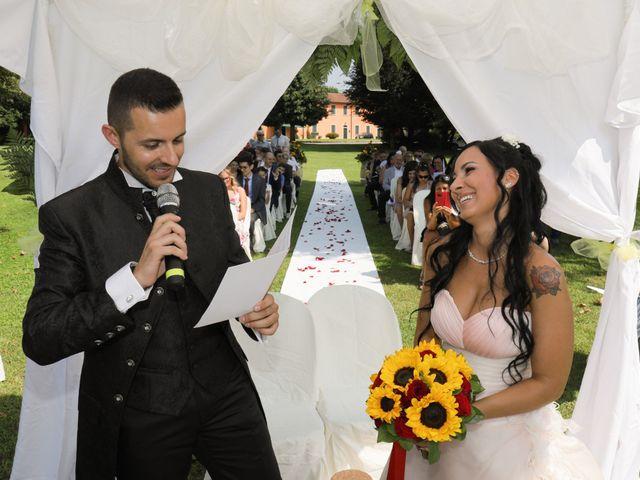 Il matrimonio di Roberto e Francesca a Robecco sul Naviglio, Milano 67