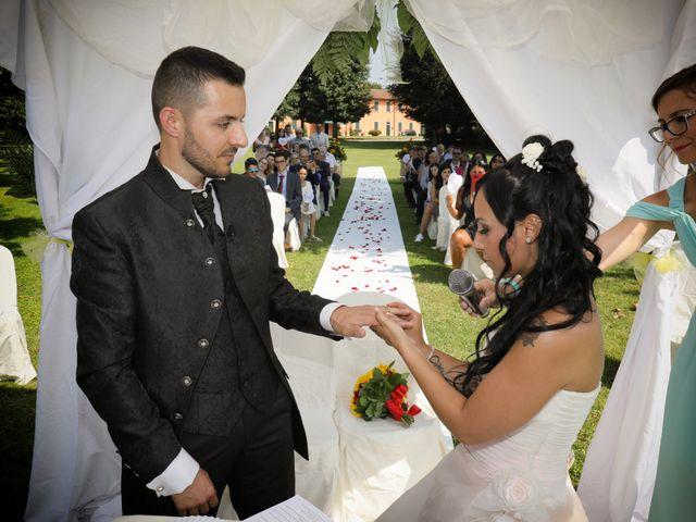 Il matrimonio di Roberto e Francesca a Robecco sul Naviglio, Milano 73