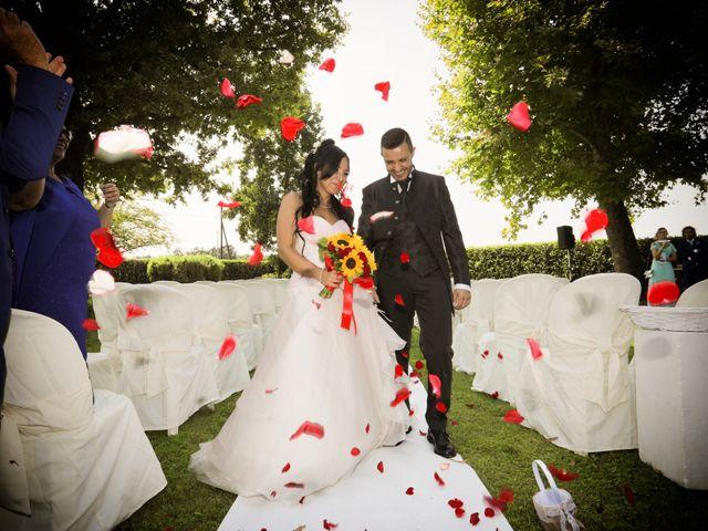 Il matrimonio di Roberto e Francesca a Robecco sul Naviglio, Milano 81