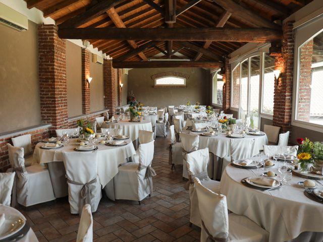 Il matrimonio di Roberto e Francesca a Robecco sul Naviglio, Milano 82