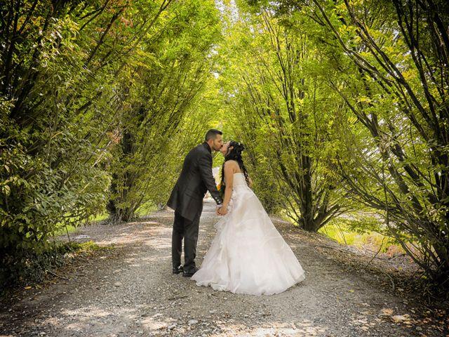 Il matrimonio di Roberto e Francesca a Robecco sul Naviglio, Milano 84