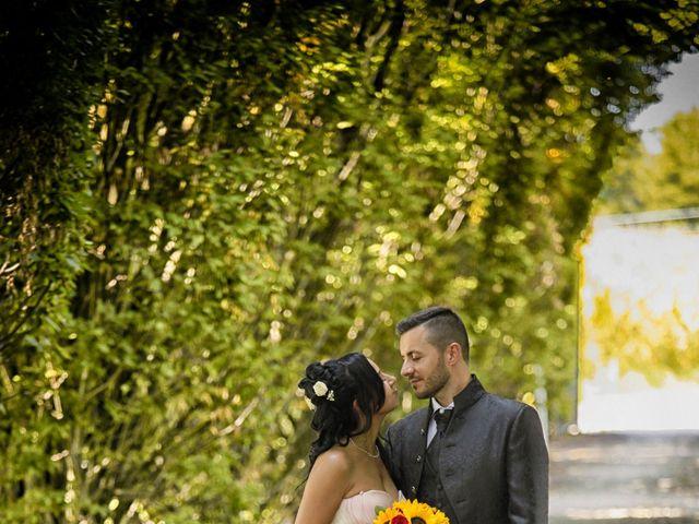 Il matrimonio di Roberto e Francesca a Robecco sul Naviglio, Milano 2
