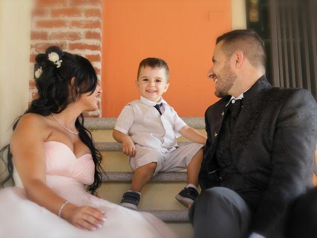 Il matrimonio di Roberto e Francesca a Robecco sul Naviglio, Milano 95