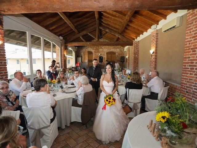 Il matrimonio di Roberto e Francesca a Robecco sul Naviglio, Milano 108