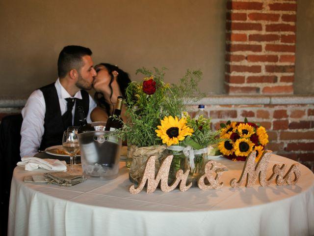 Il matrimonio di Roberto e Francesca a Robecco sul Naviglio, Milano 112