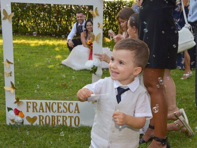 Il matrimonio di Roberto e Francesca a Robecco sul Naviglio, Milano 114