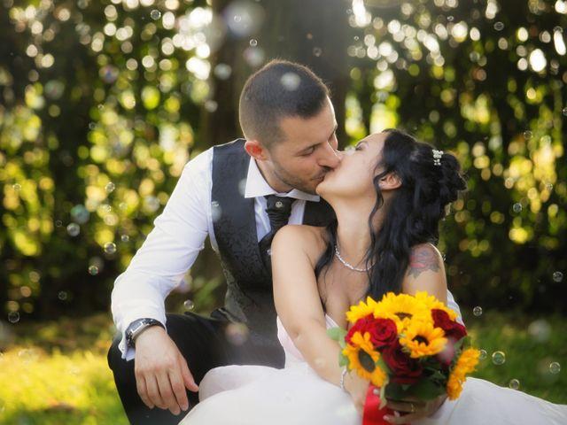 Il matrimonio di Roberto e Francesca a Robecco sul Naviglio, Milano 116