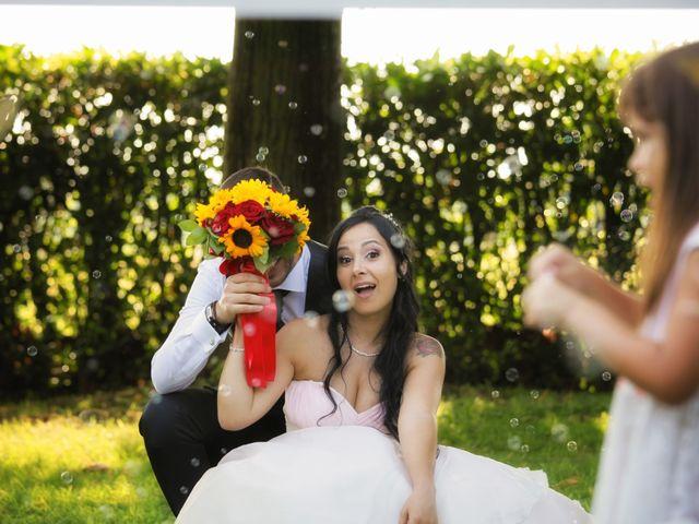 Il matrimonio di Roberto e Francesca a Robecco sul Naviglio, Milano 117