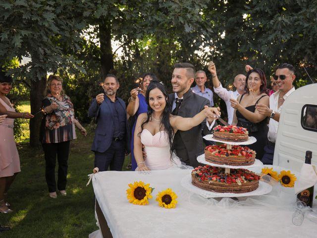 Il matrimonio di Roberto e Francesca a Robecco sul Naviglio, Milano 121