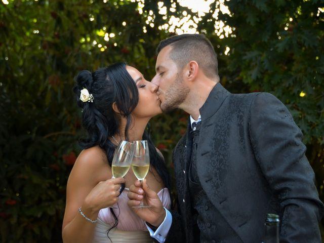 Il matrimonio di Roberto e Francesca a Robecco sul Naviglio, Milano 124