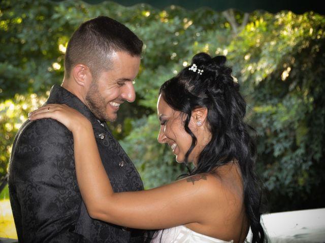 Il matrimonio di Roberto e Francesca a Robecco sul Naviglio, Milano 131