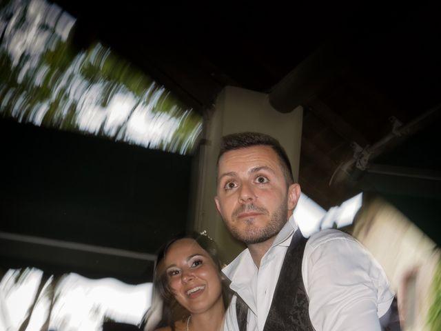 Il matrimonio di Roberto e Francesca a Robecco sul Naviglio, Milano 135