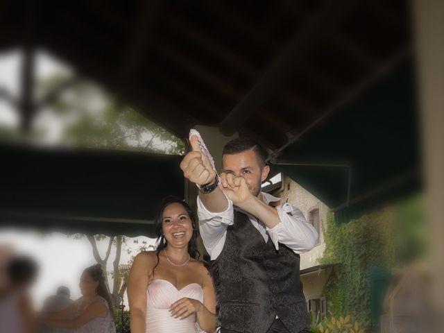 Il matrimonio di Roberto e Francesca a Robecco sul Naviglio, Milano 136