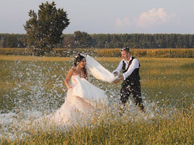 Il matrimonio di Roberto e Francesca a Robecco sul Naviglio, Milano 142