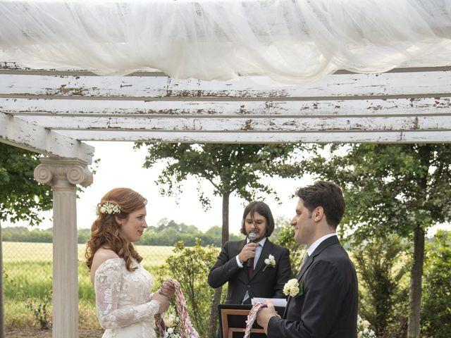 Il matrimonio di Fabiano e Chiara a Castiglione delle Stiviere, Mantova 10