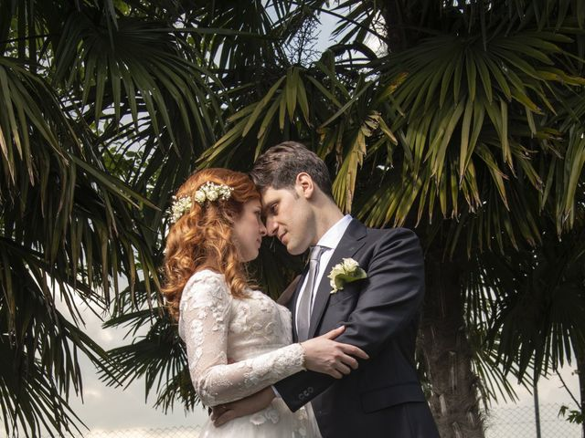 Il matrimonio di Fabiano e Chiara a Castiglione delle Stiviere, Mantova 15