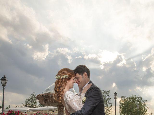Il matrimonio di Fabiano e Chiara a Castiglione delle Stiviere, Mantova 17