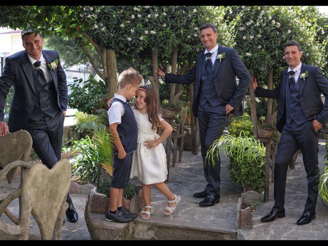 Il matrimonio di Salvarore e Rosanna a Cava de' Tirreni, Salerno 8