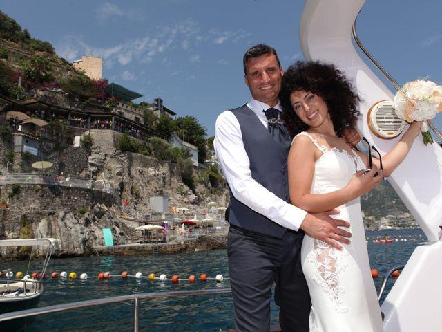 Il matrimonio di Salvarore e Rosanna a Cava de' Tirreni, Salerno 10