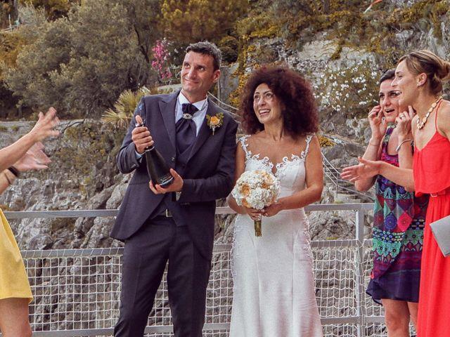 Il matrimonio di Salvarore e Rosanna a Cava de' Tirreni, Salerno 11