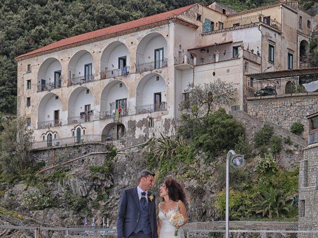 Il matrimonio di Salvarore e Rosanna a Cava de' Tirreni, Salerno 12