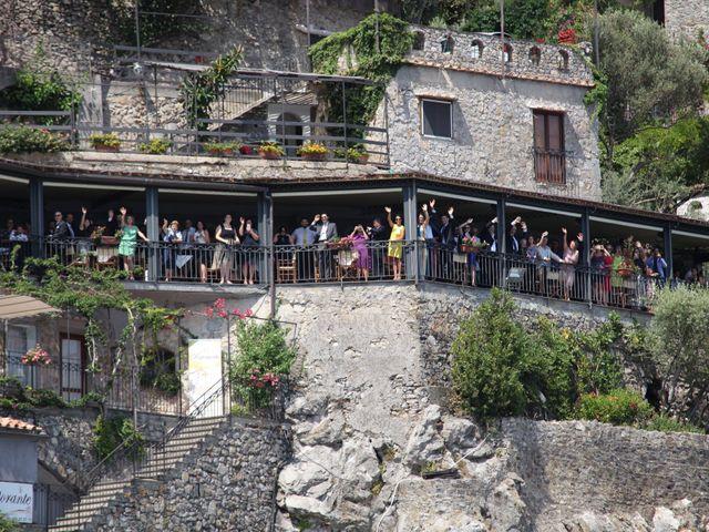 Il matrimonio di Salvarore e Rosanna a Cava de' Tirreni, Salerno 14
