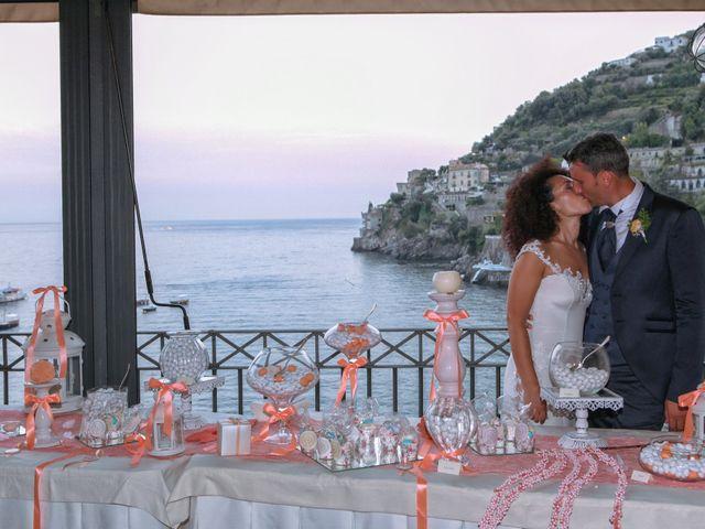 Il matrimonio di Salvarore e Rosanna a Cava de' Tirreni, Salerno 15
