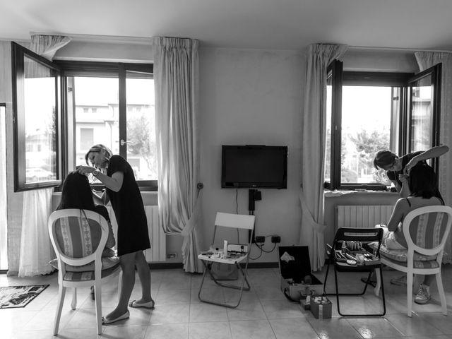Il matrimonio di Nicola e Giada a Volta Mantovana, Mantova 9