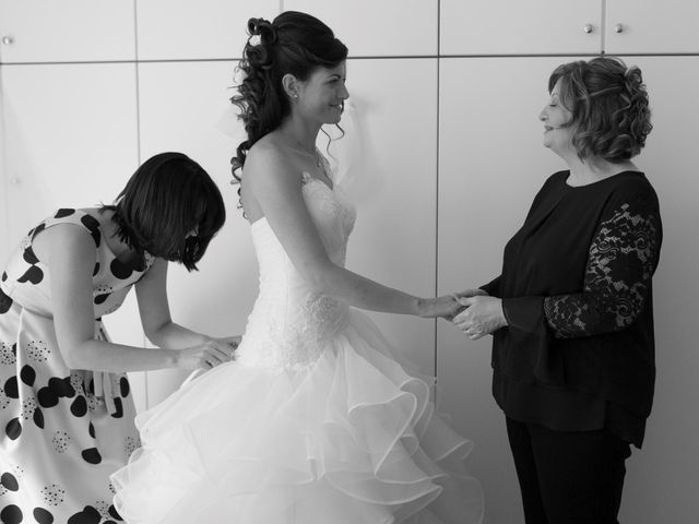 Il matrimonio di Nicola e Giada a Volta Mantovana, Mantova 18
