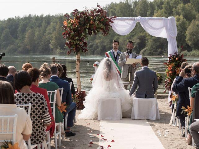 Il matrimonio di Nicola e Giada a Volta Mantovana, Mantova 27