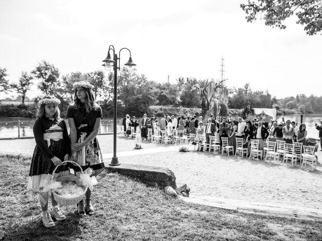 Il matrimonio di Nicola e Giada a Volta Mantovana, Mantova 28
