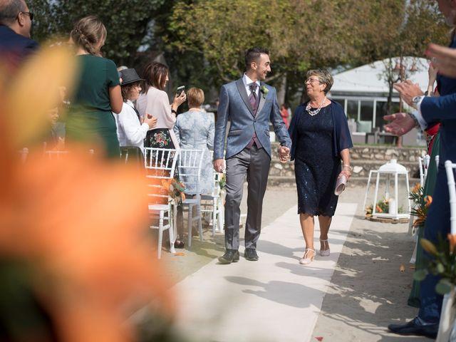 Il matrimonio di Nicola e Giada a Volta Mantovana, Mantova 29