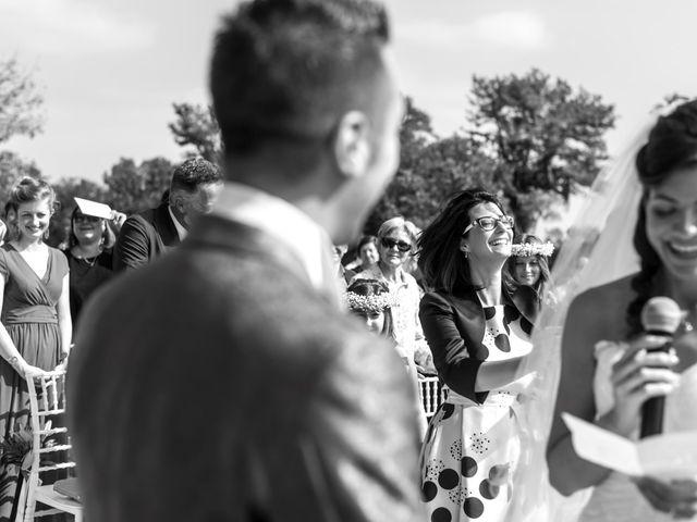 Il matrimonio di Nicola e Giada a Volta Mantovana, Mantova 32