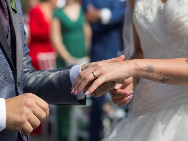 Il matrimonio di Nicola e Giada a Volta Mantovana, Mantova 33