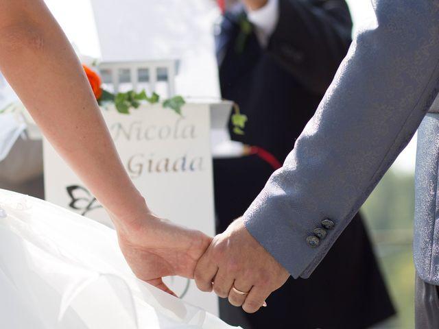 Il matrimonio di Nicola e Giada a Volta Mantovana, Mantova 34