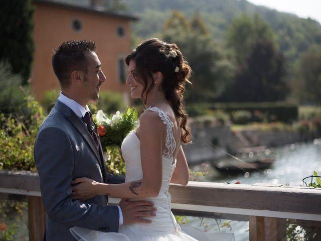 Il matrimonio di Nicola e Giada a Volta Mantovana, Mantova 37